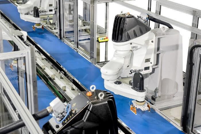 Célula Robotizada Macarrão